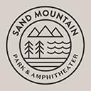 sand mountain park and amphitheater logo